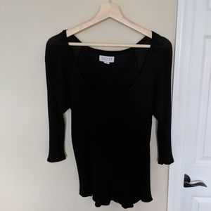 Velvet by Graham and Spencer Thermal Top